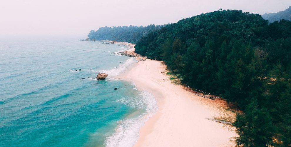 plaža, odmor,