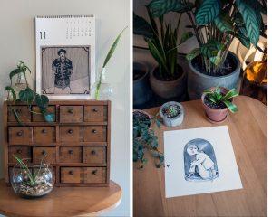 udruga krijesnica, djelovanje, vanja varga, ilustracije, oni kalendari