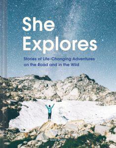 she explores, chronicle books, women travel, travel comunity, žene, putovanja, žene putuju