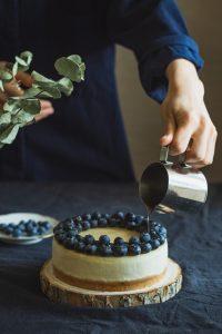 cheesecake, kolač bez pečen