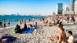 dubai, plaža, putovanje, putovanje za žene, chilli tours